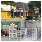 Jual Rak Gondola Minimarket