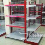 Rak Minimarket Kota Malang