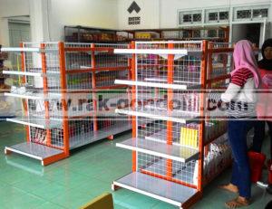 Rak Toko Minimarket Nganjuk