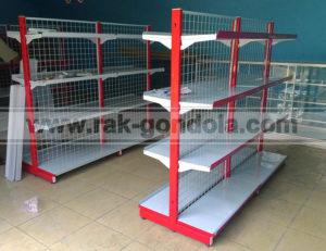 Rak Minimarket Pekanbaru