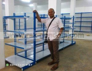 Rak Toko Kelontong Bintan