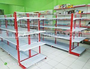 Rak Supermarket Kraksaan